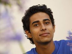 Suraj Sharma - Life of Pi lead actor. He is exponentially adorable/handsome/lovable
