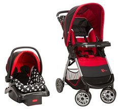 Disney Baby Stroller Travel System, Mickey Mouse Only 10 In Stock Order Today! Product Description: Bring a little magic to your strolls with the Disney Baby Amble Quad Travel System featuring the onB Car Seat And Stroller, Travel Stroller, Pram Stroller, Baby Car Seats, Umbrella Stroller, Baby Mickey Mouse, Disney Babys, Baby Disney, Disney Mickey