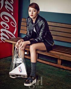 Vogue Girl // August 2013