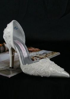Beautiful shoes for brides!!!  What has happened to beautiful feminine shoes for brides?!!!!