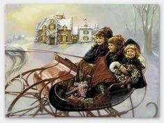Winter wonderland by Sandra Kuck.