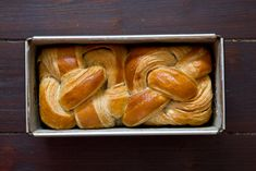Croissant Bread.  Whoever thought of this deserves a Nobel Prize.  Seriously.
