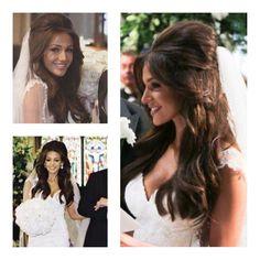 Wedding Hair Style- Michelle Keegan
