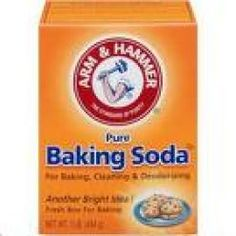 Health and Beauty Uses for Baking Soda! I love these!