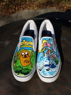 a2b1abf91f603c Adventure Time Shoes Adventure Time Shoes