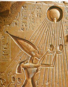 Egypt    There are several creation myths of early Egypt. Some say that the god Ptah created the universe through thought alone, others say that the god Khnum created the disc of the world on a potter's wheel. The most popular myth, though, involved Ra appearing out of chaos and creating the cosmos through the birth of other gods.
