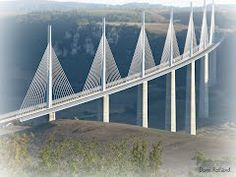 Viaduc de Millau - Amazing Bridge!