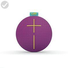UE ROLL Wireless Mobile Bluetooth Speaker (Waterproof and Shockproof) - Sugarplum - Audio gadgets (*Amazon Partner-Link)