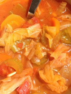 Fatburning and Detoxing Cabbage Soup