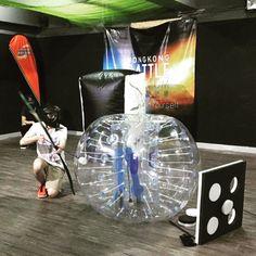 #sanpokong #Archerytagbattle #Archerytag #決箭 #battlegame #happyfriday #workhardplayhard #amazinggame #香港競技場