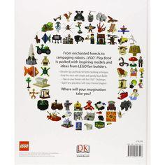 LEGO Play Book: Ideas to Bring Your Bricks to Life By Daniel Lipkowitz [Hardback]