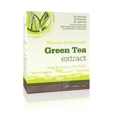 Olimp Labs Green Tea Extract (Grüntee Extrakt) | Natural-Fitness24