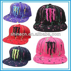 d7f3c8cd392 3D Embroidery Fitted Snapback hat cap -OEM ODM