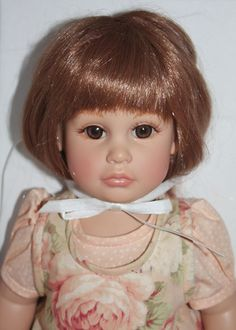 "Tonner Effanbee Ann Timmerman 18"" Katie Doll - Mommy's Garden Party EUC #Effanbee #DollswithClothingAccessories"
