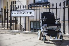 Folding Electric Wheelchair, Chelsea, Chairs, Outdoor, Outdoors, Tire Chairs, Chelsea F.c., Stool, Side Chairs