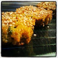 Tortine di quinoa e zucchine profumate al limone, Ricetta Petitchef
