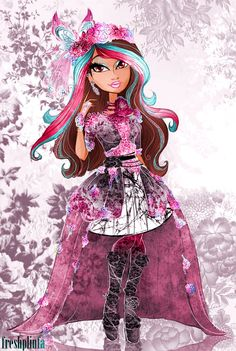 Briar Beauty - Spring Unsprung by FreshPlinfa-Ivy on DeviantArt