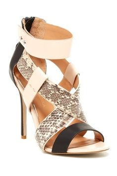 Badgley Mischka Keenan High Heel Sandal by Badgley Mischka on @HauteLook