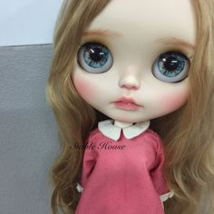 Reserved for M / Custom Blythe Doll by Stablehouse No.145