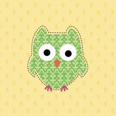 'Owl' by S Rain