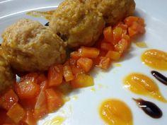 Le polpette in umido a modo mio sono un secondo piatto gustoso di Patrizia Virdis.  #Sardegna #Food #foodgasm #foodlover #foodblog #foodforthought #tasty #ricetta #ricette #mangiare #cibo #ciboitaliano #meat #meatballs #polpette Carne, Grains, Korn