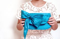 vintage inspired wedding clutch ivory bridal purse by eclu on Etsy, $62.00
