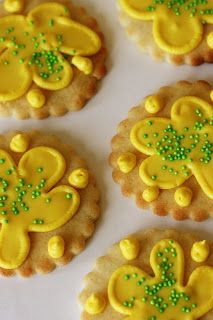 Ok, so cut-out sugar cookies have been on my list of items to learn how to bake Gluten Free for a looooong time.  I have kind of avoided i...
