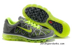 women's nike air max   Women's Nike Air Max 2011 Grey Pine Green Sneakers -Cheap Nike Air Max ...