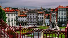 Jardim do Infante Dom Henrique - Fotografia de Jorge Carlos.