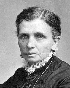 """I believe in women, especially thinking women.""  Emmeline B. Wells, Relief Society President  Utah History Encyclopedia"