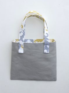 ikat bag: Make A Bag Chapter 6: Lined Flat Tote