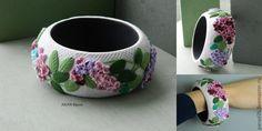 Пластика (изделия из полимерной глины) / Бижутерия своими руками / РаботаемДома