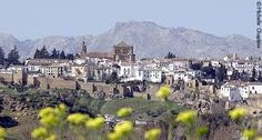 Ronda old town - Google Search
