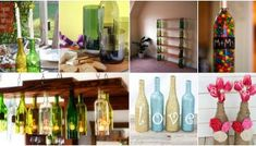 How to Trap Mosquitoes and Stop them from Ruining Your Outdoor Fun Empty Wine Bottles, Pill Bottles, Painted Wine Bottles, Glass Bottles, Wine Bottle Lanterns, Decorated Bottles, Wine Glass, Southern Living, Chandeliers