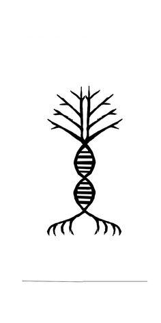DNA Tree by dareiqsan.deviantart.com on @deviantART