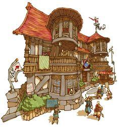 fantasy Building - Google 検索