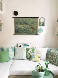 Sage green home inspo and finds