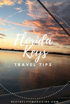These Florida Keys travel tips will help prepare you for a visit and make the most of all the beautiful area has to offer. Florida Vacation, Florida Travel, Florida Keys, Hawaii Travel, Travel Usa, Travel Tips, Fl Keys, Cruise Travel, Travel Hacks