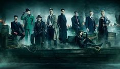 A city's on the brink in the Gotham promo, with Jeremiah, The Penguin, and other criminals taking control of the streets, pushing a young Bruce Wayne to don the cowl and become Batman Superhero Tv Shows, Best Superhero, Gotham Girls, Gotham Batman, Cowboy Bebop, Gotham Series, Tv Series, Gotham Movie, Man Humor
