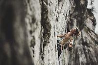 Mich Kemeter climbing | LIENBACHER photography