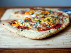 You definitely don't need gluten for good pizza. This gluten-free crust is even better than the original!