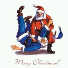 Judo christmas