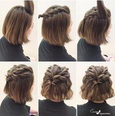 via Best Hairstyle Tutorials For Women http://ift.tt/2ca0KPT