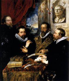 Rubens Four Philosophers