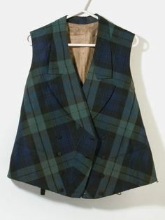 Man's waistcoat   National Trust Inventory Number 1361138 Category Costume Date 1850 Materials Taffeta Measurements  Place of origin  Collection Killerton, Devon (Accredited Museum)