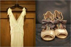 mooi jurkje en schoentjes