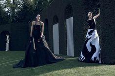 Adams Family Fashion : Wednesday Lookbook by Zeb Daemen