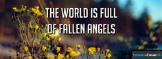 Fallen Angels Timeline Cover 850x315 Facebook Covers - Timeline Cover HD