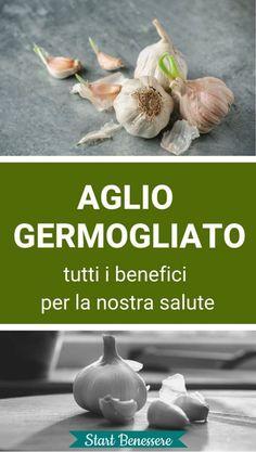 #rimedinaturali #aglio #startbenessere Superfood, Good To Know, Aglio, Wellness, Vegetables, Health, Diet, Alternative Medicine, Garden