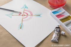 Tips, tricks and beginner friendly watercolor basics!